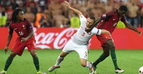 Renato Sanches William Carvalho Portugal TEAMtalk