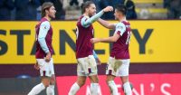 Jeff Hendrick, Jay Rodriguez, Ashley Westwood Burnley