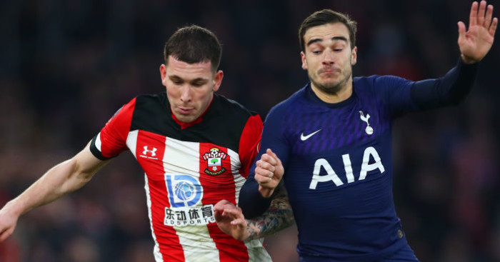 Pierre-Emile Hojbjerg, Harry Winks