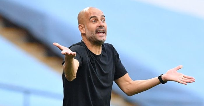 Pep Guardiola Man CityTEAMtalk