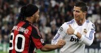 Ronaldinho; Cristiano Ronaldo TEAMtalk