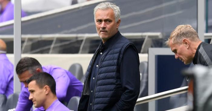 Mourinho Tottenham Getty