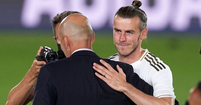 Zidane makes astonishing Bale claims, as he opens up on Real Madrid situation
