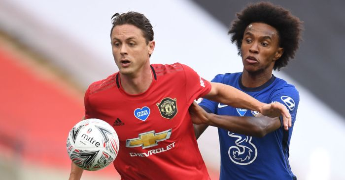 matic2 1 - Paper Talk: Man Utd offered Inter winger; keeper wants out at Old Trafford; Chelsea chase Atleti star