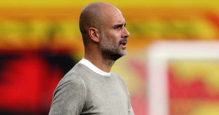 Guardiola Man City TEAMtalk
