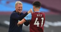 David Moyes Declan Rice West Ham TEAMtalk