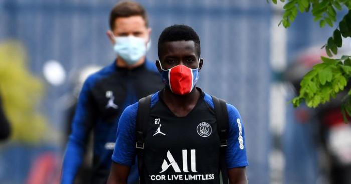 Idrissa Gueye TEAMtalk