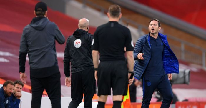 Lampard Klopp TEAMtalk