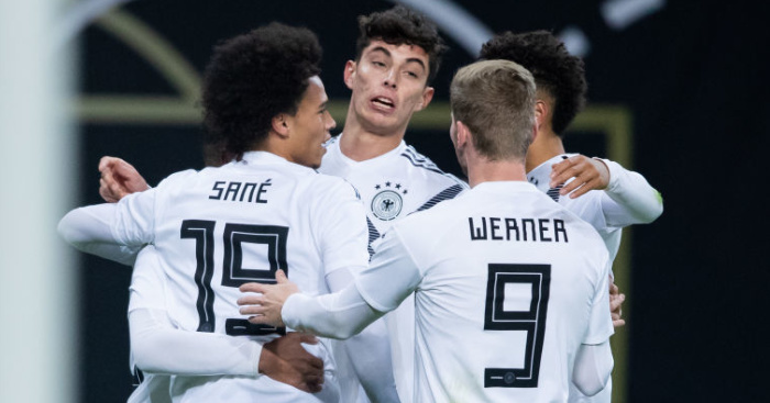 Sane.Havertz.Werner.TEAMtalk - Chelsea boosted in pursuit of top target after Sane appears to reveal deal