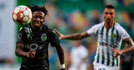Joelson Fernandes Sporting Lisbon