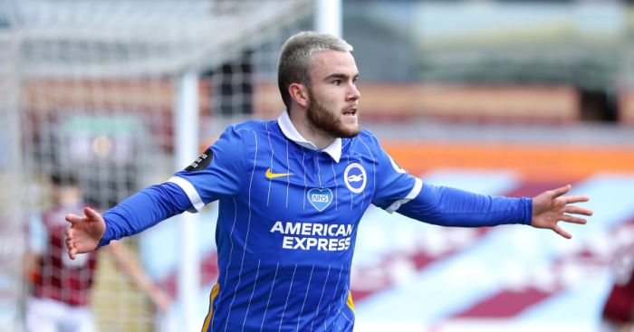 Aaron Connolly Brighton TEAMtalk - EXCLUSIVE: Republic of Ireland star urges leeway for new boss Kenny