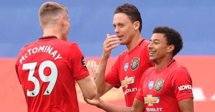 McTominay Matic Lingard TEAMtalk
