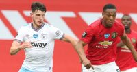 Declan Rice, Anthony Martial