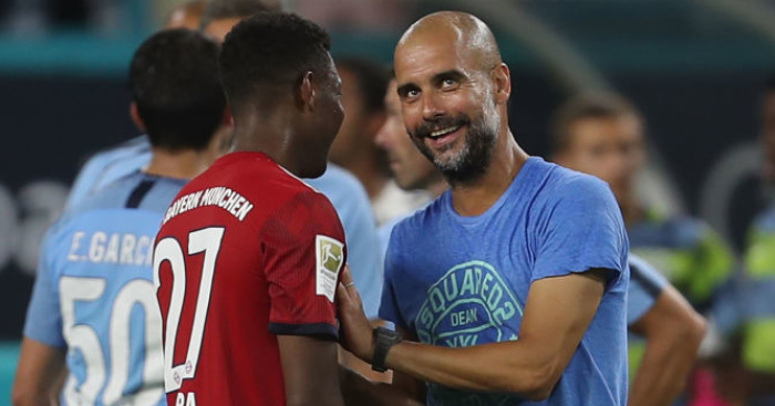 David.Alaba .Man .City .TEAMtalk - Paper Talk: Man Utd ramp up interest in Chelsea star Inter are desperate to sign; huge Tottenham boost in centre-back chase