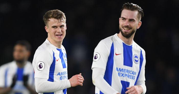 Solly March, Davy Propper Brighton TEAMtalk