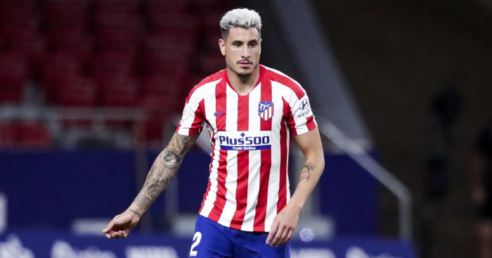 Jose Gimenez Atletico Madrid TEAMtalk