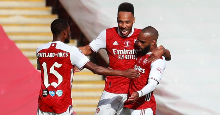 Arsenal End Season On High Note As Aubameyang Brace Clinches Fa Cup