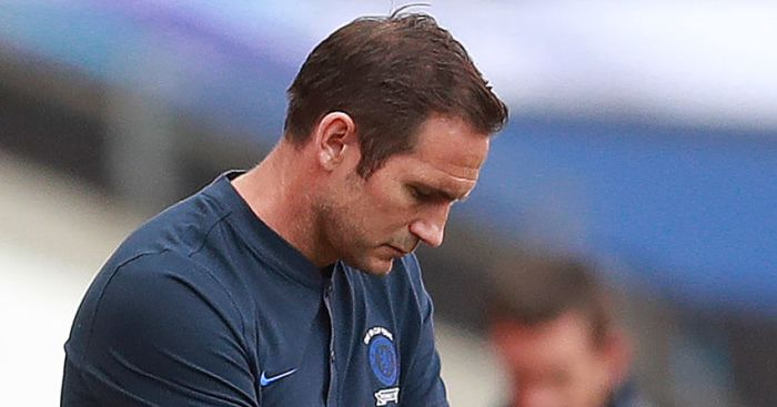 Lampard admits 'complacent' Chelsea caused own problems vs Arsenal