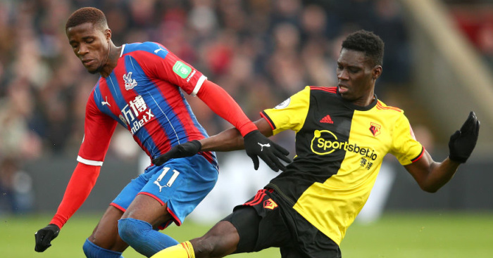 Arsenal, Everton alerted as Palace signal Zaha exit with latest twist