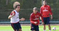Matteo Guendouzi, Lucas Torreira Arsenal