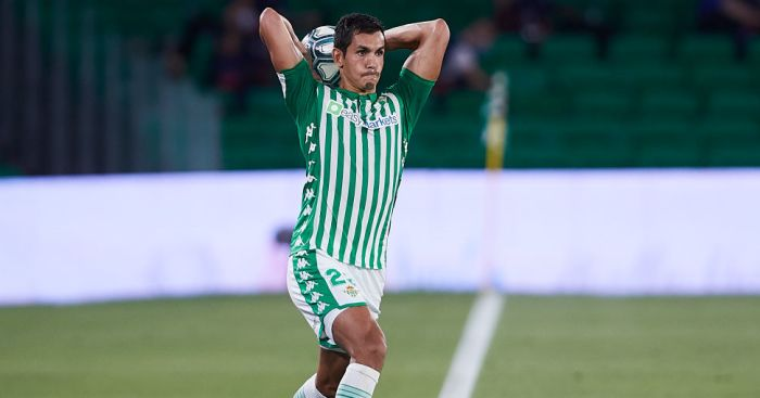 Aissa Mandi Real Betis