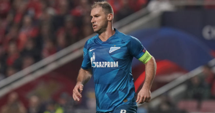 Ivanovic Zenit TEAMtalk