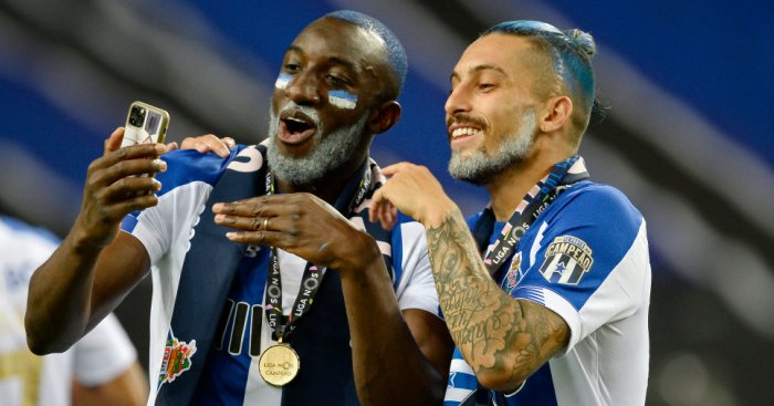 Moussa Marega, Alex Telles Porto
