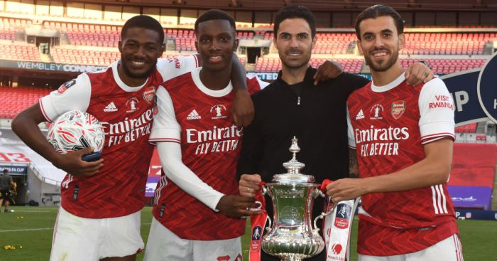 Arteta overruled as Arsenal put FA Cup starter up for sale for £30m - team talk