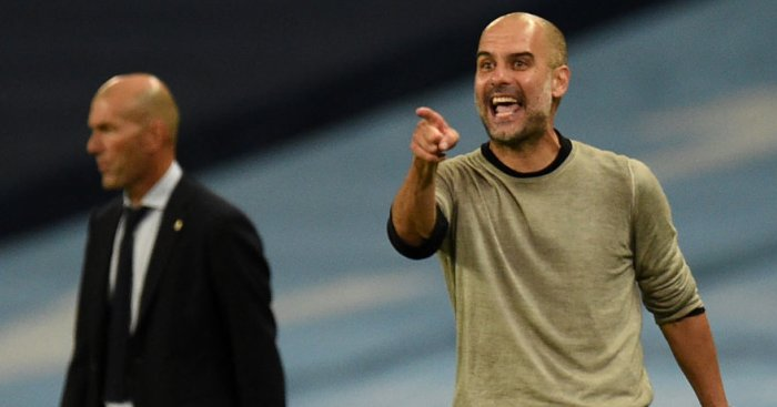 Guardiola reveals key tactical change that saw Man City outwit Zidane - team talk