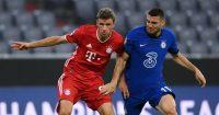 Bayern Munich v Chelsea Thomas Mueller Mateo Kovacic TEAMtalk