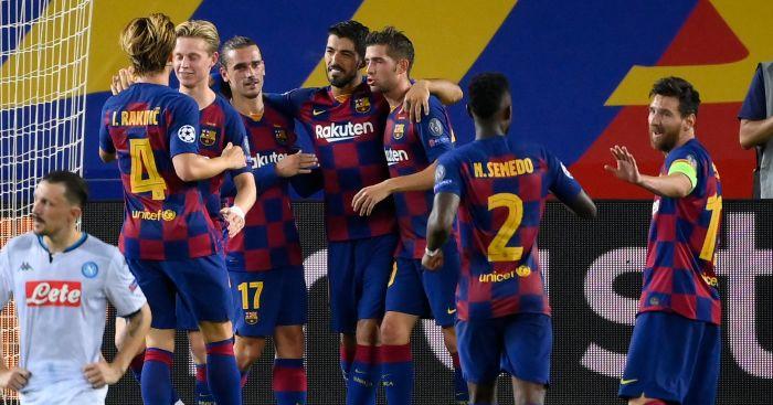 Barcelona TEAMtalk