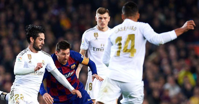Isco Kroos Casemiro Real Madrid TEAMtalk