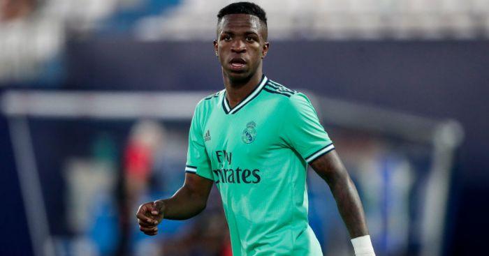 Vinicius Junior Real Madrid