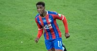 Wilfried Zaha Crystal Palace TEAMtalk