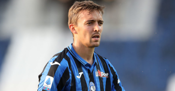 Castagne.Atalanta.TEAMtalk - Leicester add to Belgian collection as full-back seals big-money move
