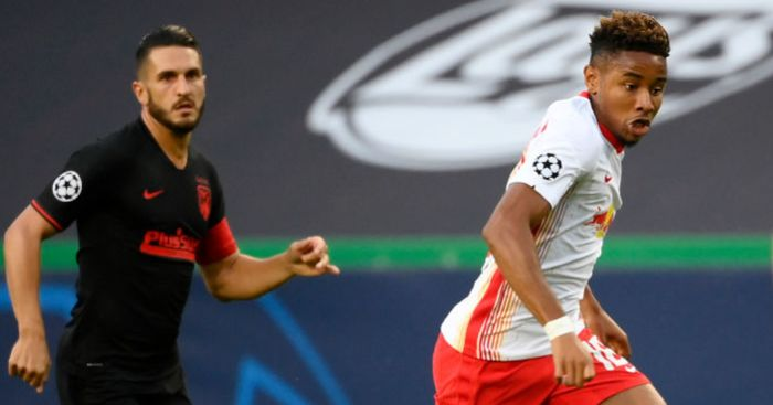 Koke Christopher Nkunku - Arsenal poised to miss out financially after star's father furthers exit talk