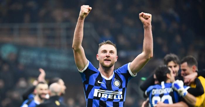 Inter chief bemused by Tottenham's Skriniar link; opens door on Chelsea raid