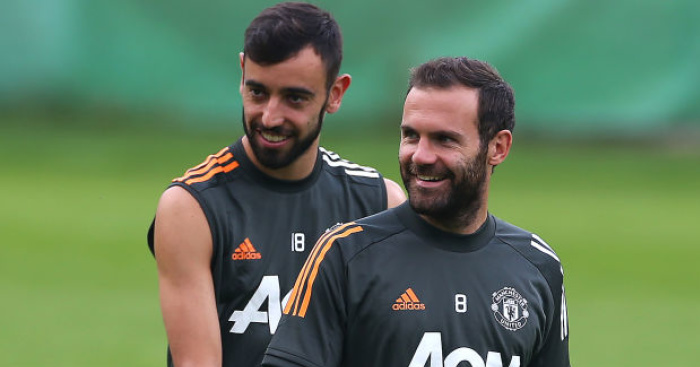 Bruno Fernandes Man Utd TEAMtalk