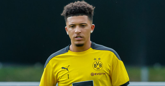 Sancho.Dortmund.TEAMtalk 1 - Warning from Favre as Dortmund boss signals end of Man Utd's Jadon Sancho transfer hopes