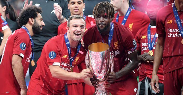 Shaqiri Origi Liverpool TEAMtalk