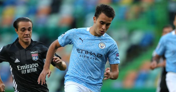 Eric Garcia Man City TEAMtalk