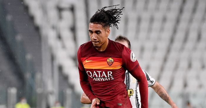 Chris Smalling Roma TEAMtalk