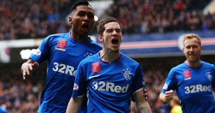 Kent Morelos Rangers TEAMtalk 1 - Leeds test Brighton resolve after launching third, improved bid for White