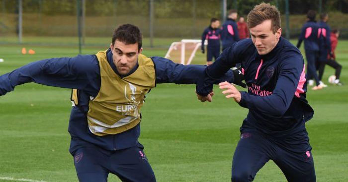 Rob Holding Arsenal TEAMtalk