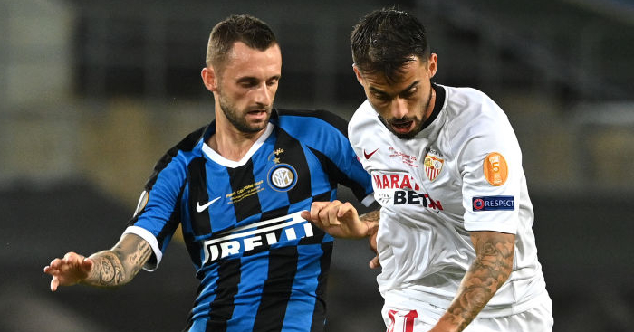 Marcelo Brozovic Suso - Former Newcastle star was ready to be the hero after Sevilla win