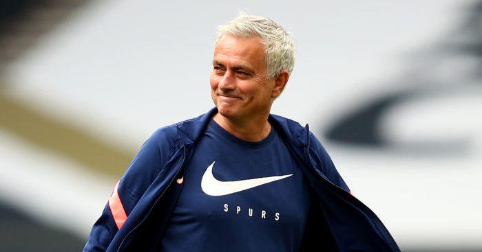 Mourinho Tottenham TEAMtalk