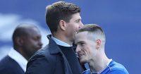 Steven Gerrard, Ryan Kent