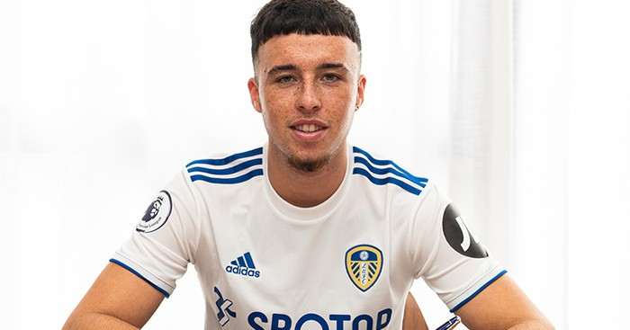 Sam Greenwood (pic from LUFC)