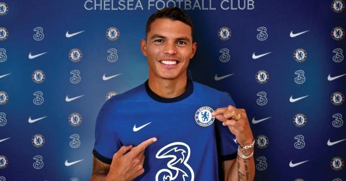 Thiago Silva TEAMtalk pic via Chelsea FC - Lampard warns Chelsea lieutenant of £60m exit plan as exodus begins