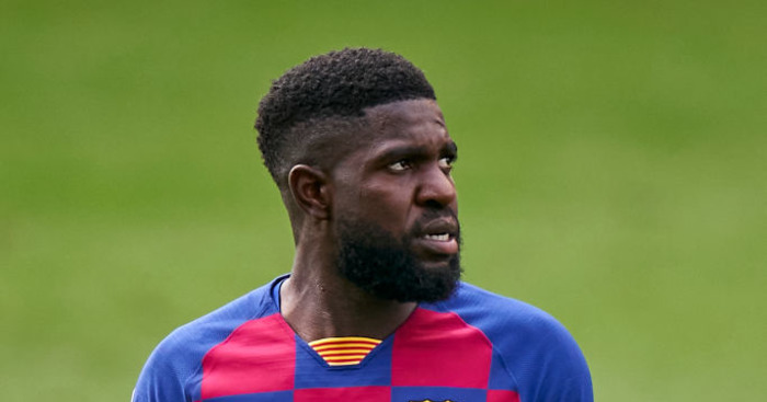 Samuel Umtiti Barcelona TEAMtalk - Liverpool linked as Barcelona clear path for unwanted star to depart